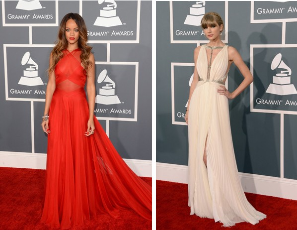 grammy awards rihanna taylor