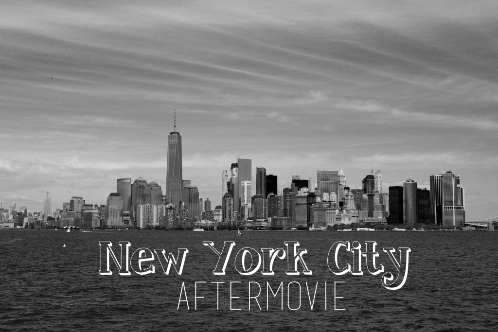 NYC aftermovie